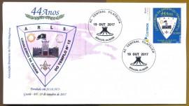 Brasil - 44 Anos da L.M.Cavaleiros da Ordem do Templo -CBD: 19.10.2017 Brasília-DF