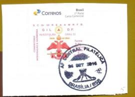 Brasil - Investidura  G.33 - Brasíla