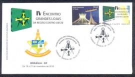 Brasil- 2010- IV ENCONTRO GRANDES LOJAS-REGIÃO CENTRO-OESTE. CBC Brasília-18 a 21.11.2010 - Catedral
