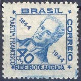 Brasil - Martim Andrada
