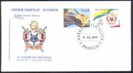 Brasil -30 Anos da Ordem DeMolay no D.F. - SCODRFB