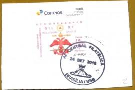 Brasil - Investidura 2016- G33- Brasília-DF