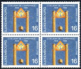 Luxembourg - 1998-MINT-150 Anos de Loja São João da Esperança
