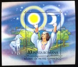 Romênia - O Sol e  Lua