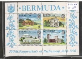 O Edíficio do Parlamento  foi ocupado pela Ordem  Maçônica em 1815,  administrado pela Loja  Maçônica São Jorge Nº200, em  atividade no Edifício  desde 1865.