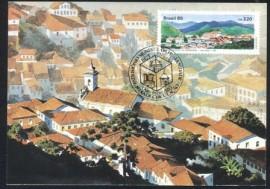 1985-MINT - Ouro Preto - Patrimônio Mundial da Humanidade