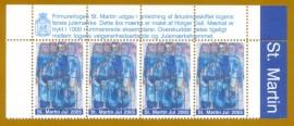 Dinamarca, CINDERELA - Loja Maçônica St. Martin Randers - 2005  SET DE 4