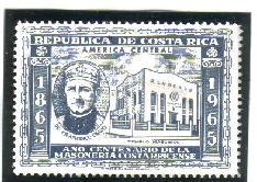 -MINT- Cinderela - Francisco Calvo padre jesuíta católico que começou a Maçonaria em Costa Rica.