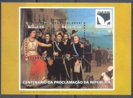 Brasil - MINT - Centenário da Proclamação da República