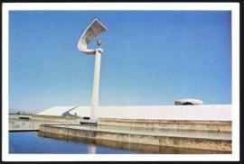Brasília - Memorial JK - Não Circulado.