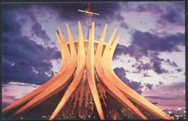 Brasília - Catedral - Não Circulado