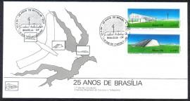 Brasil- 25 Anos de Brasília- CBC Brasília-DF.