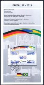 Brasil - Edital 17/2013 - Brasil/Alemanha