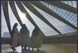 Brasília- Catedral (Interior) Não Circulado