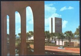Brasília - Congresso Nacional-Não Circulado