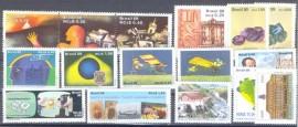 Brasil - 1989 - 16 Vals.