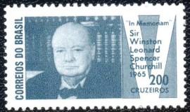 Brasil -1965-MINT- Winston Churchill